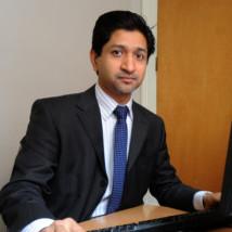 23 april 2012. Dr Yasir Abassi at the Leeds Addiction Clinic, 19 Springfield Mount.